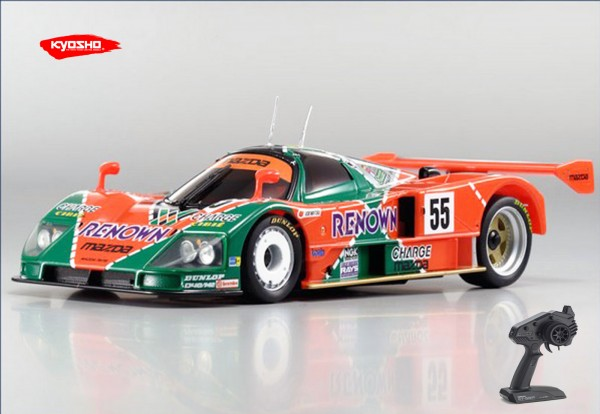 Kyosho | Mini-z MR03 RWD | MAZDA 787B No. 55 | KT531P | K.RWD342RE