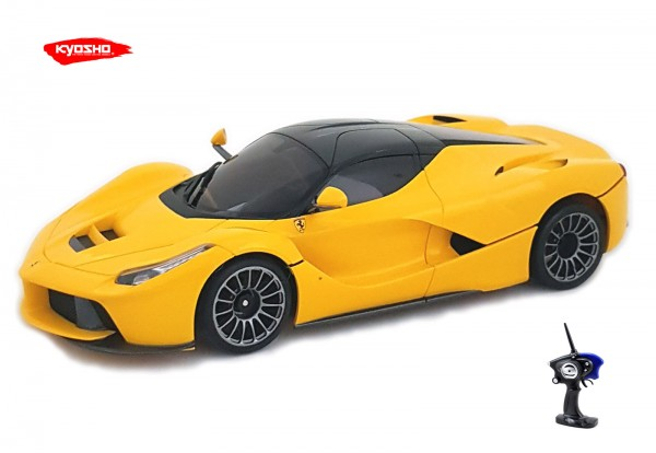 Mini-Z MR-03 Sports2 / LaFerrari / Kyosho K.32212GY / RWD | Mini-RC Auto
