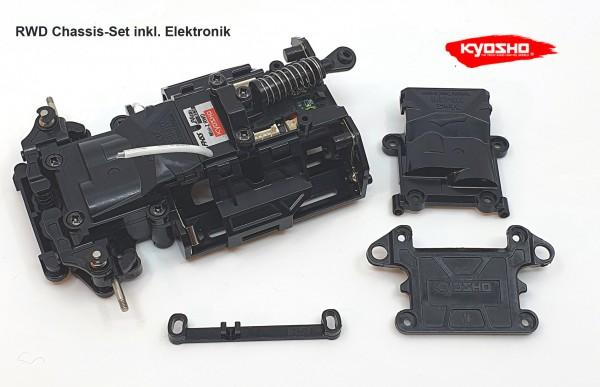 Mini-z MR-03 RWD / Mini-z Ersatzteile / Chassis komplett | K.RWD001