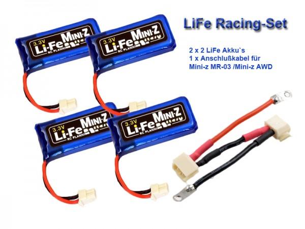 Mini- Z LiFe Akku Set R246-1802