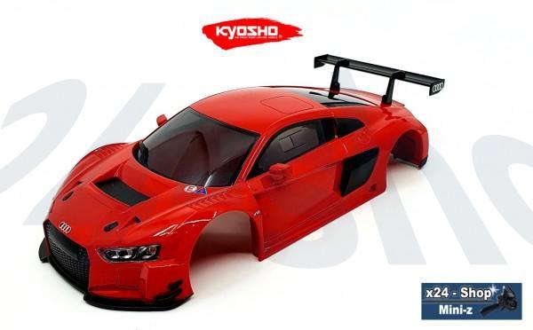 Ersatz Karosserie Mini-z MR-03 Audi R8 LMS 2015 red (W-MM)   MZP234Rx24