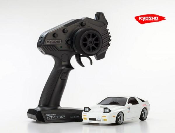 Miniz AWD MA020 Sports | Allrad Kyosho | K.32611W | Mazda Savanna RX7-FC3S InitialD | KT531P