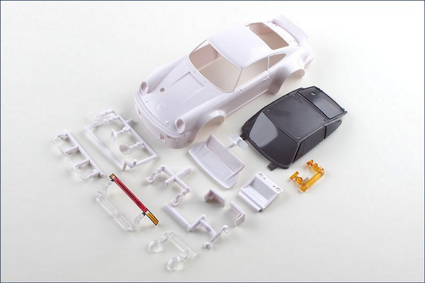 Karosse 1:24 Mini-z Porsche 934 RSR Turbo o.L. mzn133