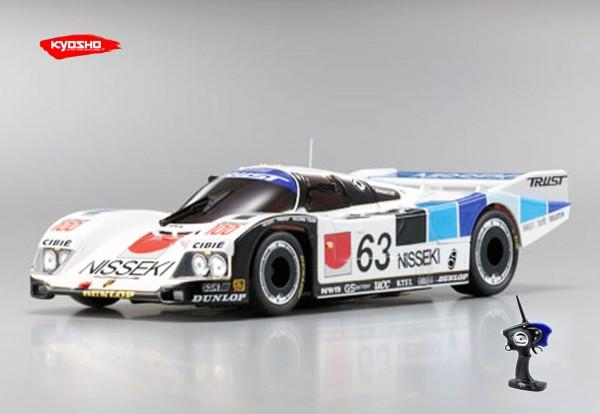 Mini-Z MR-03 Sports / Porsche 962C / Kyosho K.32222GNT / RWD