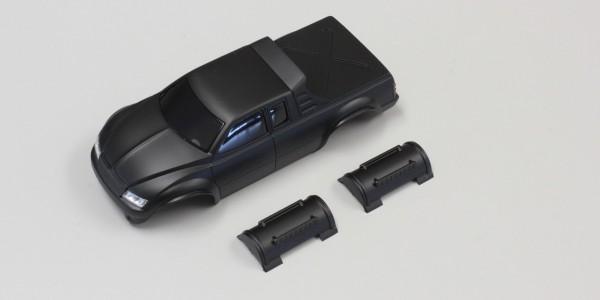 Karosserie Mini-z Monster MADFORCE mat black