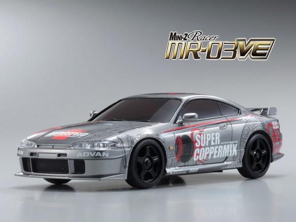 Mini-z MR-03VE / Nismo Silvia R-Tune Proto/ Mini-z Brushless / Kyosho