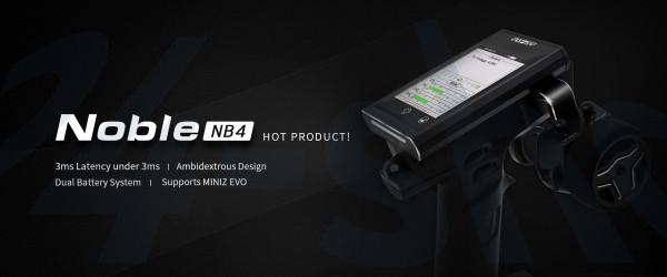 Sender FlySky Noble NB4 (Mini-Z EVO)