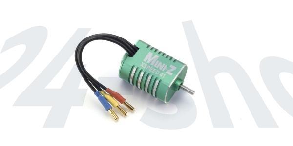 Brushless VE-MOTOR X-SPEED 41 Mini-Z MR03 - 4100KV
