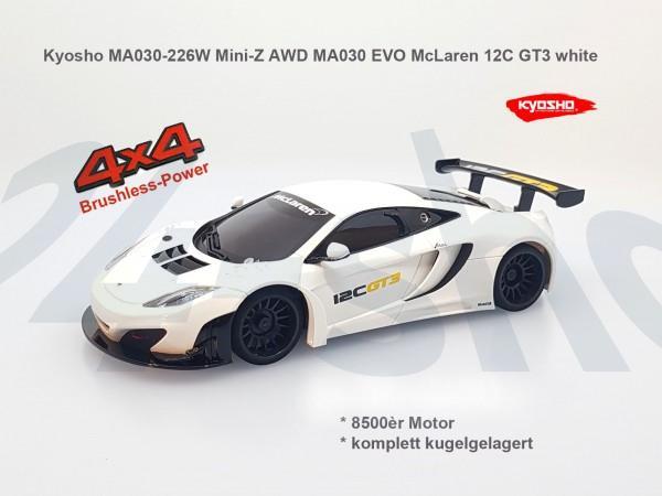 Kyosho | Mini-Z MA030 EVO McLaren| K.32180B | MA030-226W