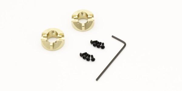 MINI-Z Crawler 4X4 MX01 | K.MXW005 | Brass Front Hub Mini-Z 4X4 MX01 | Kyosho | Ersatzteile
