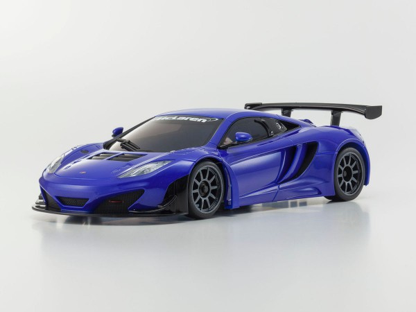 Mini-Z MR-03VE BCS McLaren 12C GT3, blau