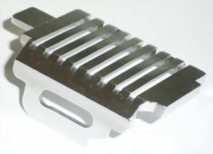 Motorclip mit Kühlfunktion Alu silber tc10905s
