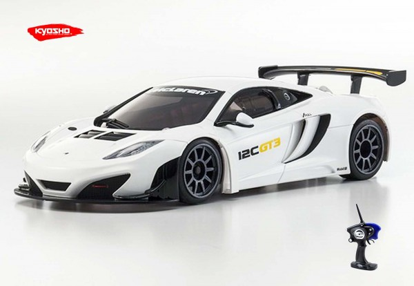 Mini-Z MR-03 Sports 2 / McLaren / Kyosho K.32217G / RWD