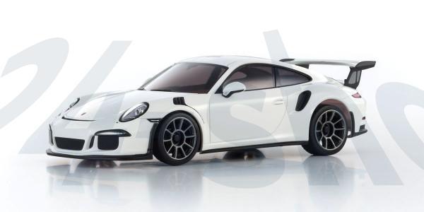 Karosserie Mini-z MR-03 Porsche 911 GT3 RS weiss