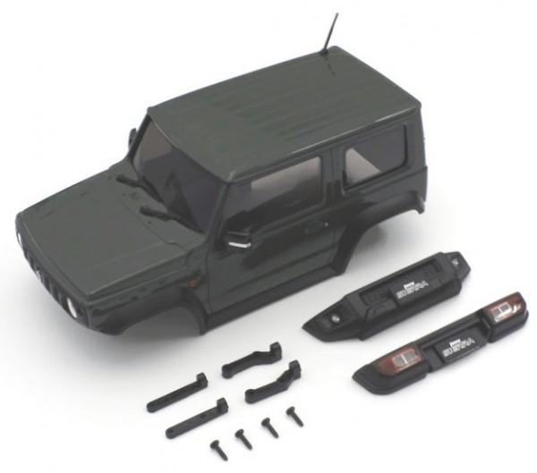 MINI-Z Crawler | K.MXB03GR | Kyosho | Karossserie Suzuki Jimny Sierra Green Mini-Z 4X4 MX01