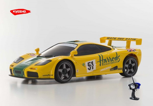 Mini-z / Kyosho MR-03 Sports / McLaren F1 GTR No.51 LM 1995 / K.32243HR / RWD
