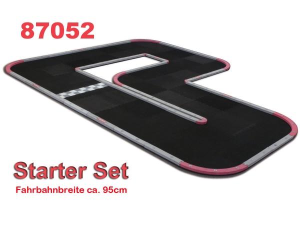 Rennbahnset Mini-z Grand Prix Circuit 50 Short (48 mats) K.87052