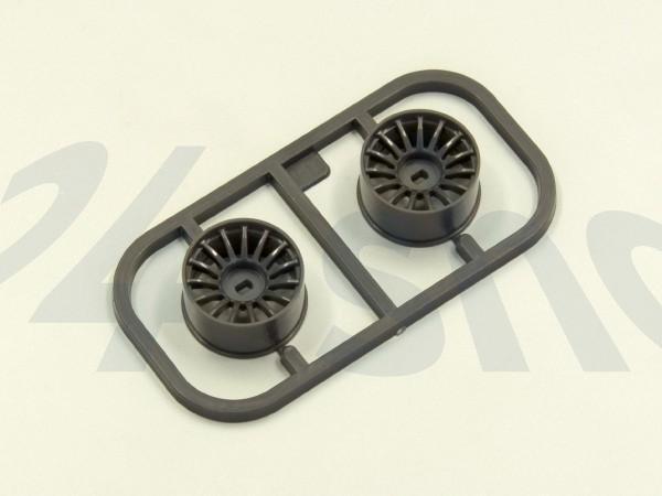 Felgenset Mini-z AWD grau, W-Offset 0 (2) MDH100G-W0