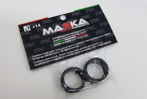 Reifen Mini-z / Slick, 8.5mm / MZR-V9R10 / Marka