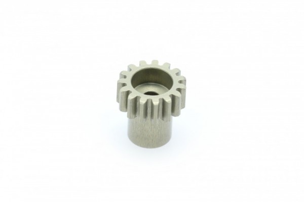 ALUMINUM 7075-T6 HARD COATED PINION GEAR 15T  XP-MB-PN15T
