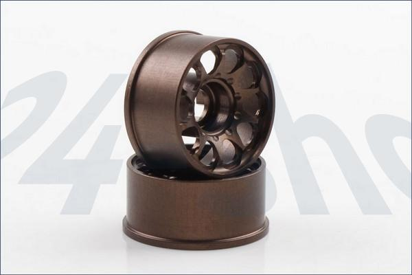 Kyosho Mini-z MR-03 Alu-Felge 17mm,bronze (2) R246-1731
