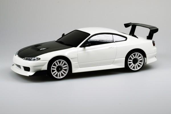 Kyosho Mini-z MR-03VE Nissan Silvia S15 GT (W-RM)