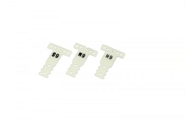 Aufhängungsplatte FRP 0.6 Mini-z MR-03 RM/HM K.MZW438