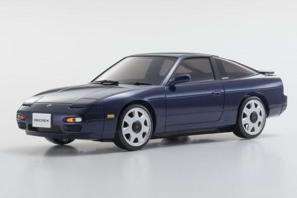 Karosserie Mini-Z Nissan 180SX Dark Blue (MA020)