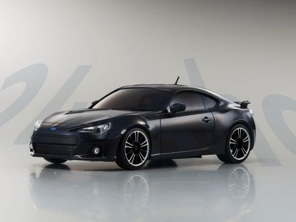 Karosserie Mini-z MR-03 SUBARU BRZ, grau ohne Box mzp137gm