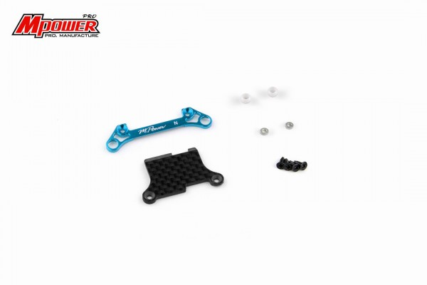 Mpower / Mini-z Tuning / Front lower Arm Set / MAP005V2NC