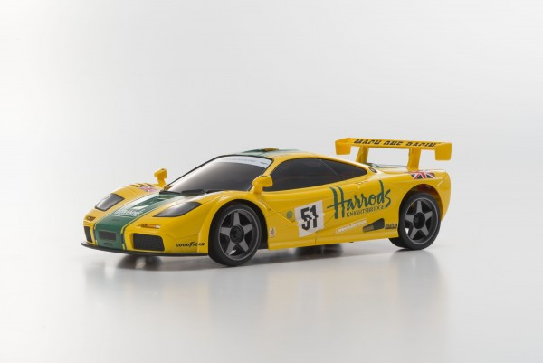 Ersatz Karosserie Mini-z MR-03 McLaren F1 GTR No.51 LM 1995 (W-MM)