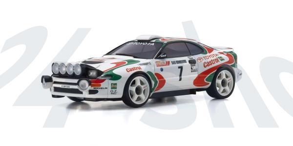 Karosserie Mini-Z Toyota CELICA TURBO 4WD No.7 WRC