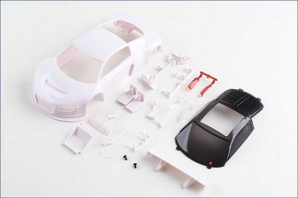 Karosserie Mini-z 1:24 Audi R8 , o.L.  mzn139