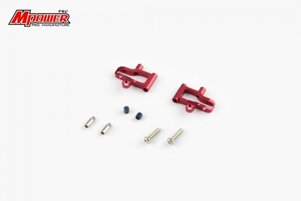 Rear Lower Arm narrow red DWS mpower MAU106NR