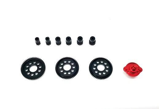 64 pitch spur gear kit XP-CS-64P