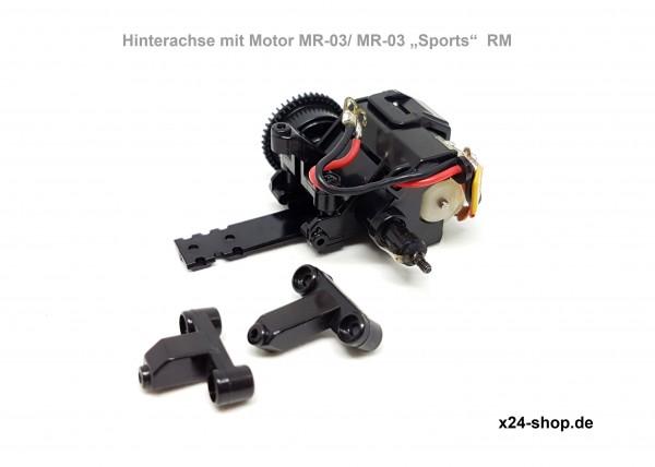 Mini-z MR-03 Hinterachse RM  /  Mini-z Ersatzteile / K.MZ216