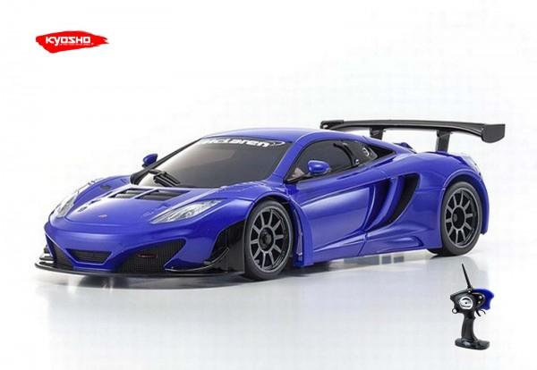 Mini-Z MR-03 Sports 2 / McLaren 12C GT3 blau 7 K.32217GMB / RWD