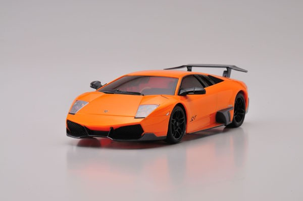 Karosserie Kyosho Mini-z / MR-03 Lamborghini Murcielago LP670-4 SV perl orange / K.mzp215po