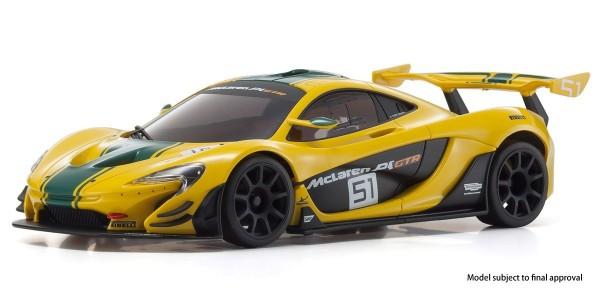 Mini-Z MR-03VE BCS McLAREN P1 GTR yellow/green