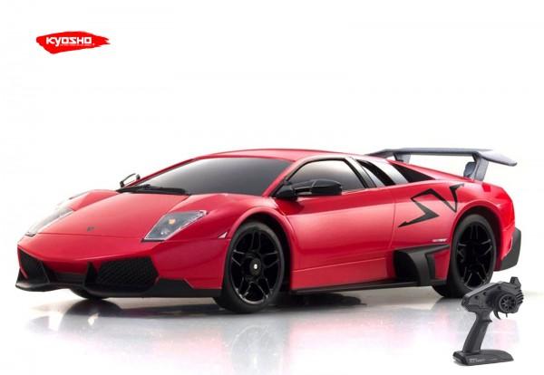 Mini-Z MR-03 Sports 2 | Lamborghini Murcielano LP670 red| K.32208GR / RWD
