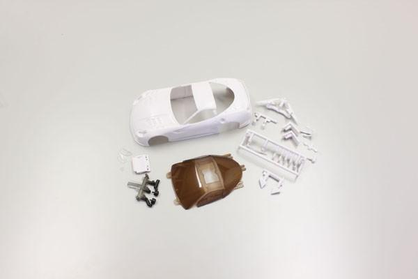 Karosserie Mini-z Ferrari 599XX