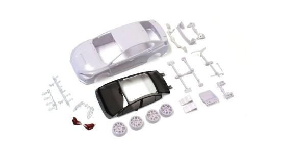 Karosserie Mini-z Subaru WRX STI Mini-Z + Felgen 4WD