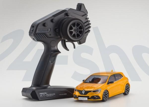 Mini-Z FWD RENAULT MEGANE RS TONIC ORANGE (MA-03F/KT531P)