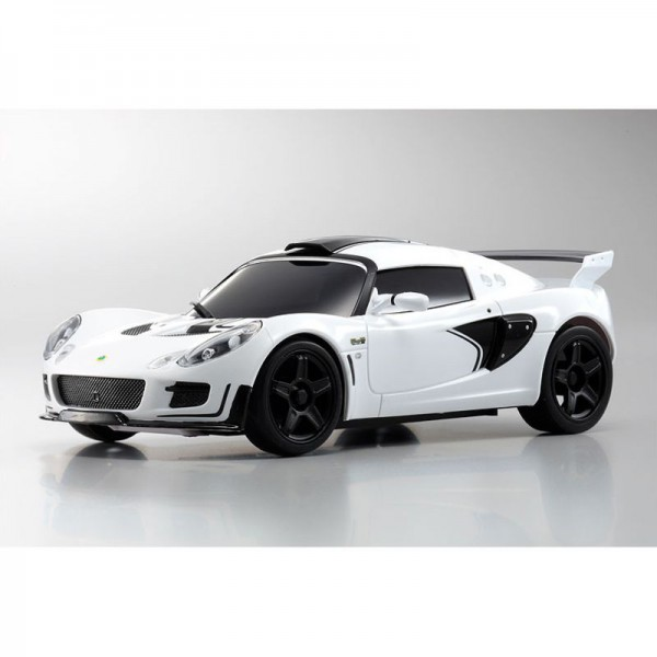 Karosserie Mini-z MR-03 Lotus Exige Cup weiss mzp135-w