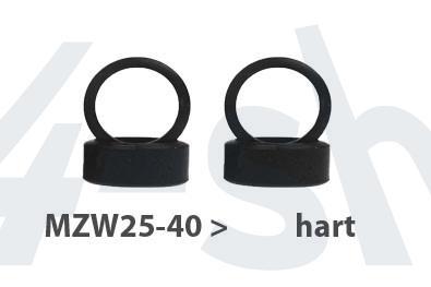 Reifen Mini-z Slick, 9.5 mm (4) MZW25-40