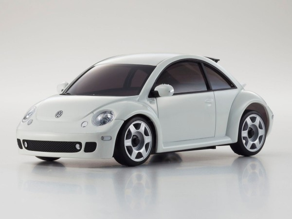 Karosserie Mini-z MR-03 New Beetle Turbo S Weiss SONDERANGEBOT