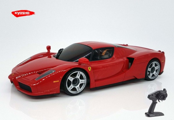 Kyosho /Mini-z RWD / Ferrari Enzo rot/ KT531P / K.RWD201R