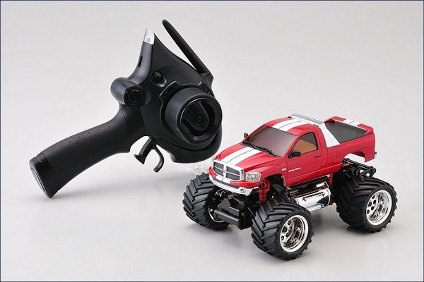 Kyosho / Mini-z Monster / Dodge Ram 1500 / K.30091MR