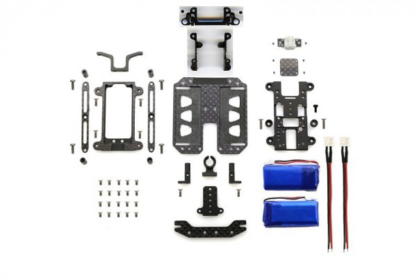 "MRX (""MINI RACING X-CAR"")CONVERSION KIT inkl. Double Swing Arm"