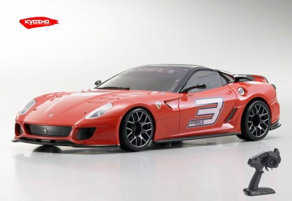 Kyosho /Mini-z RWD / Ferrari 599XX Red version / KT531P / K.RWD227R
